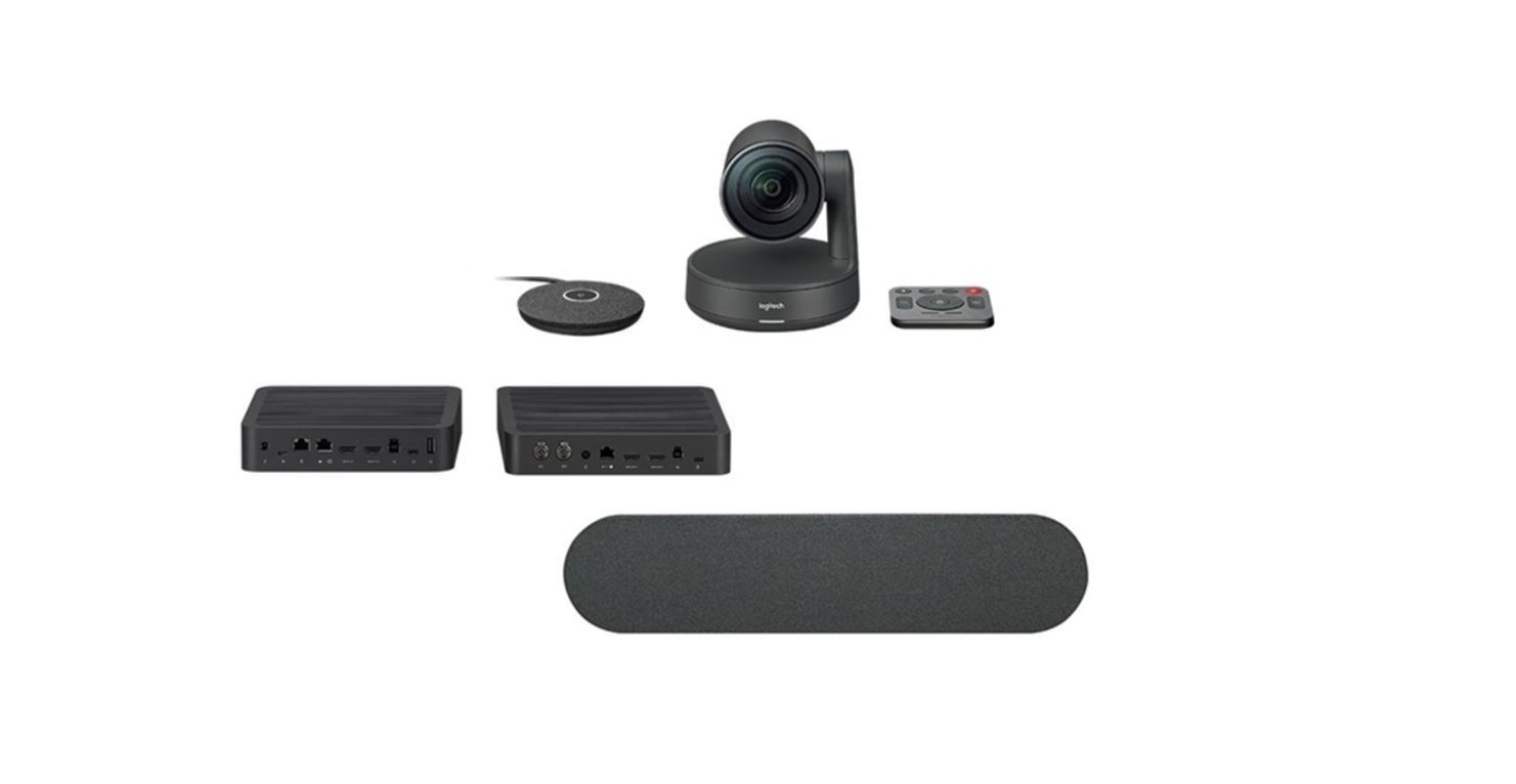 Logitech 960-001217 Rally Ultra-HD Conferencecam Conference Kit 960-001217