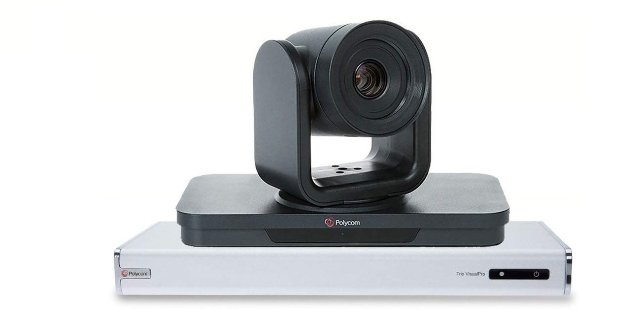 Polycom Trio Visualpro With EagleEye IV 12x Camera Video Conferencing Kit 7200-85480-001