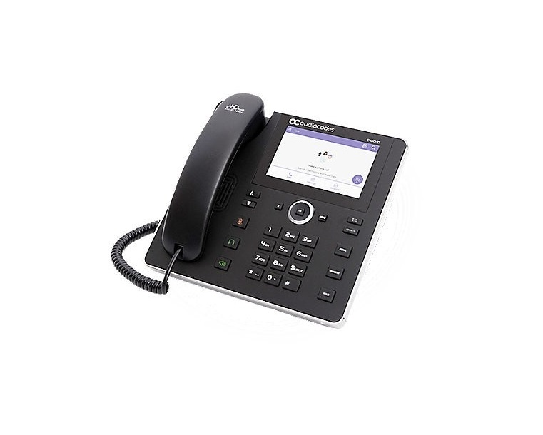 Audiocodes Sfb C450HD Ip-phone PoE UC-C450HDEG-BW