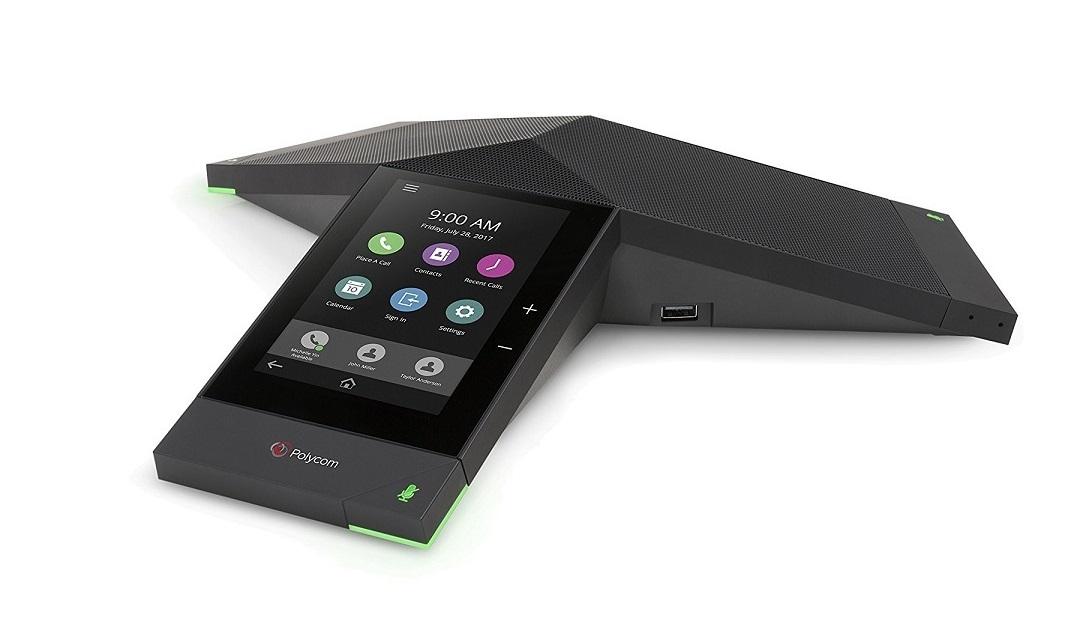 Polycom RealPresence Trio 8500 Skype For Business (VoIP Conference Phone)
