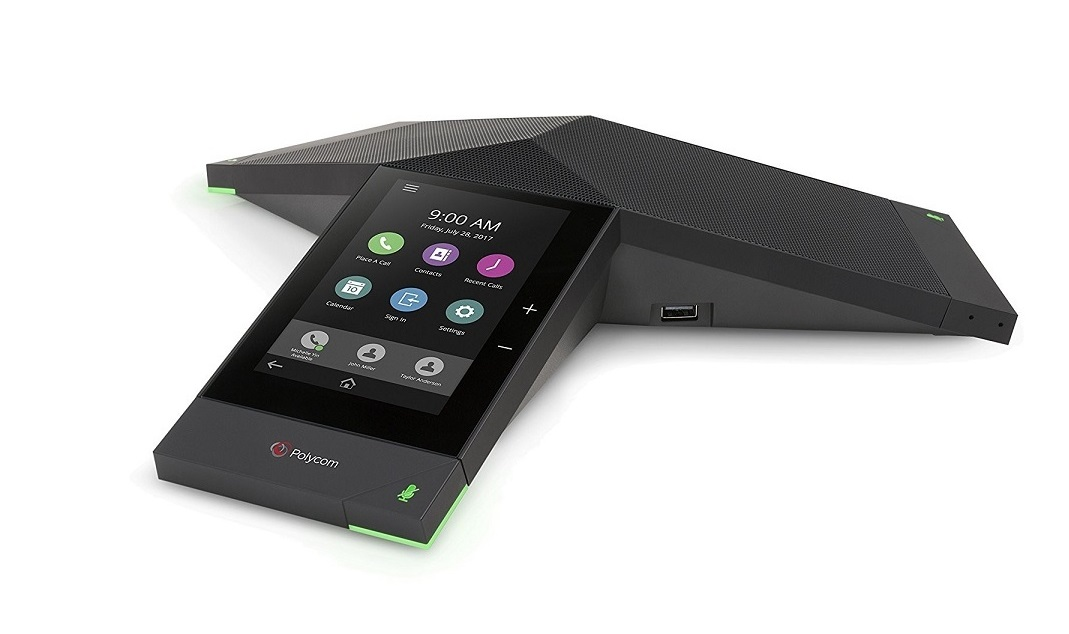 Polycom RealPresence Trio 8500 Skype For Business (VoIP Conference Phone)