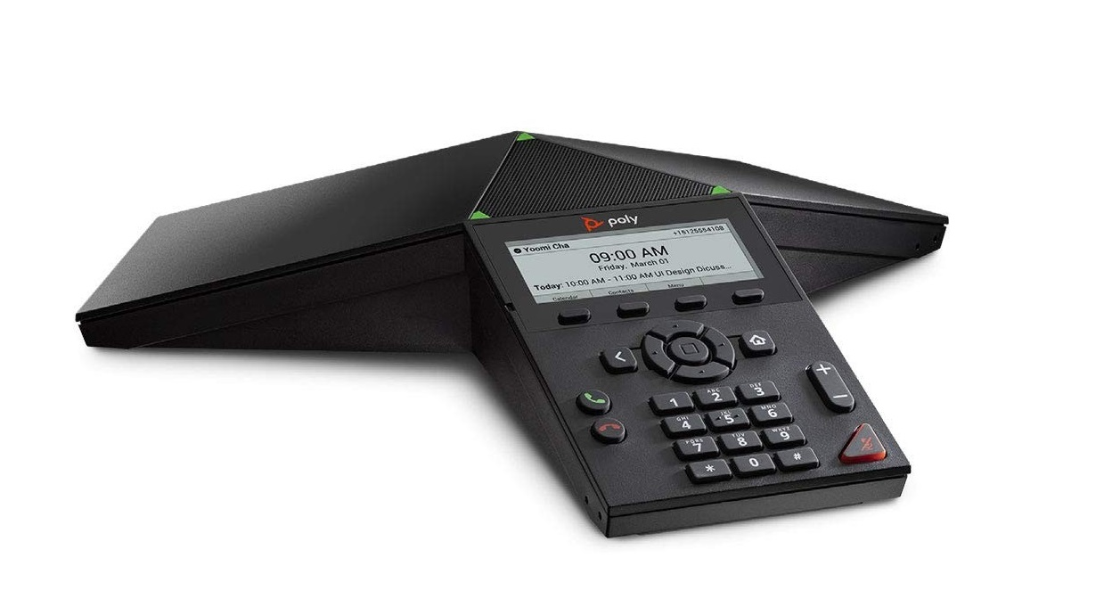 Polycom Trio 8300 Wi-Fi Conference Voip Phone 2200-66800-025