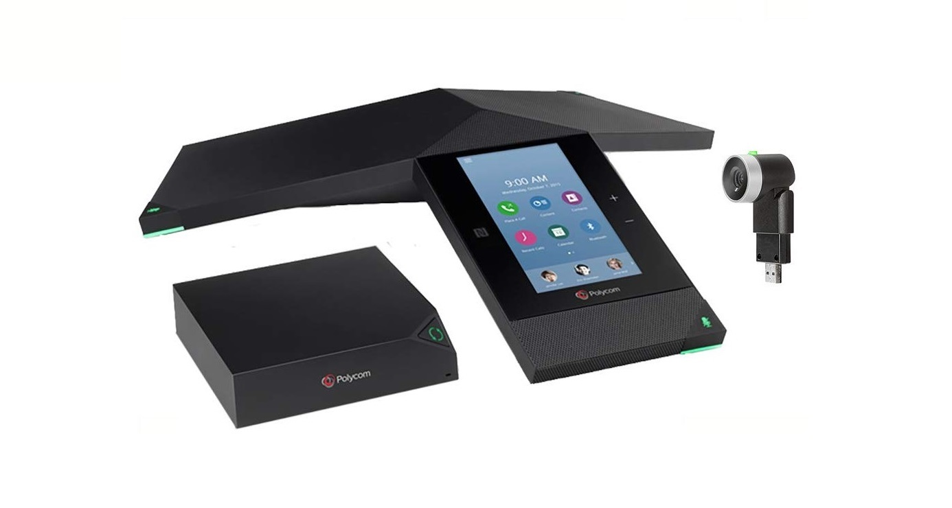 Polycom RealPresence Trio 8800 Collaboration Kit With EagleEye Mini Camera 7200-85310-019
