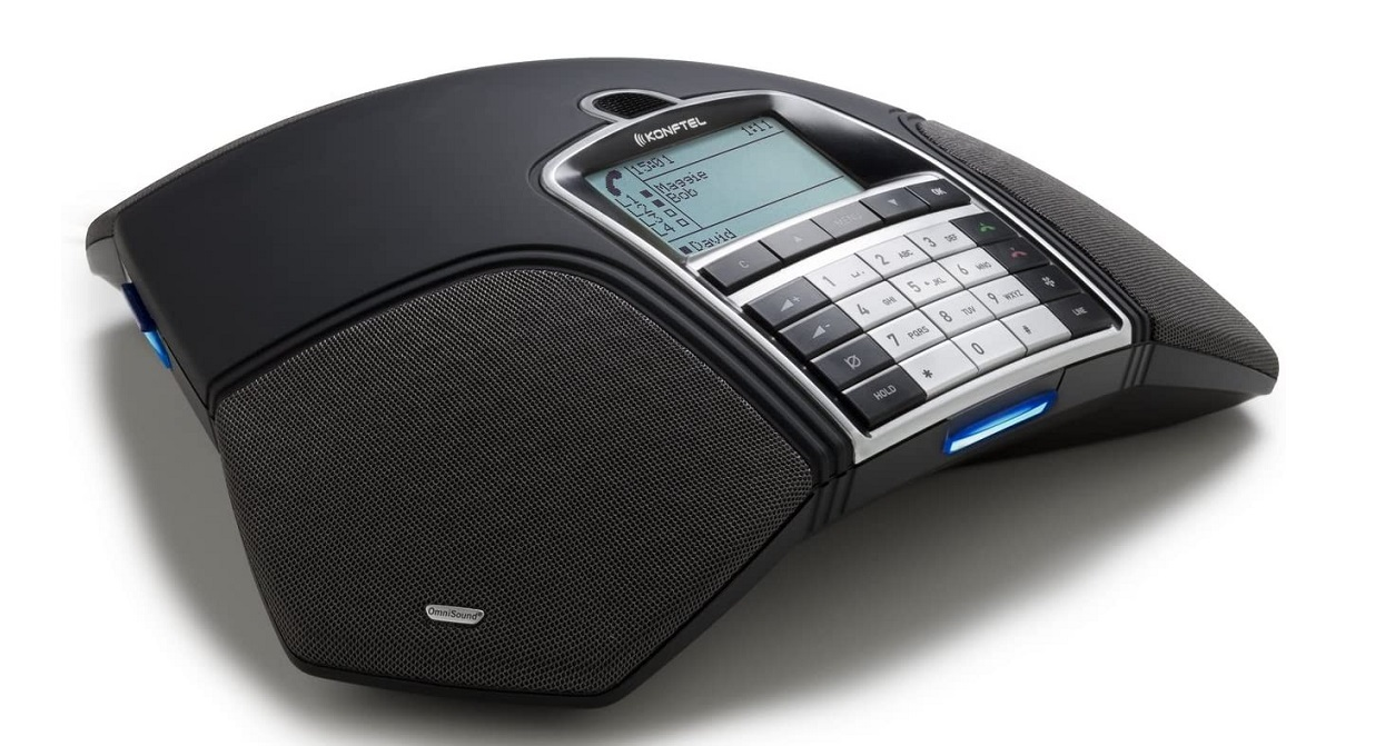 Konftel 300IP Conference VoIP Phone Black 910101079