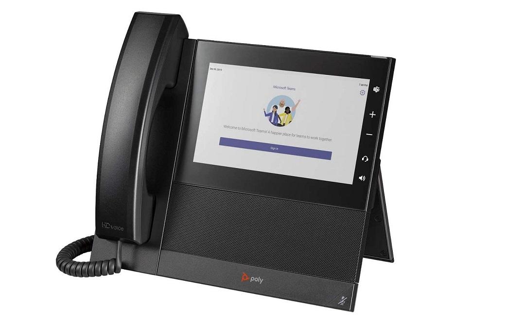 Polycom Ccx 600 Business Media PoE Phone 2200-49780-019