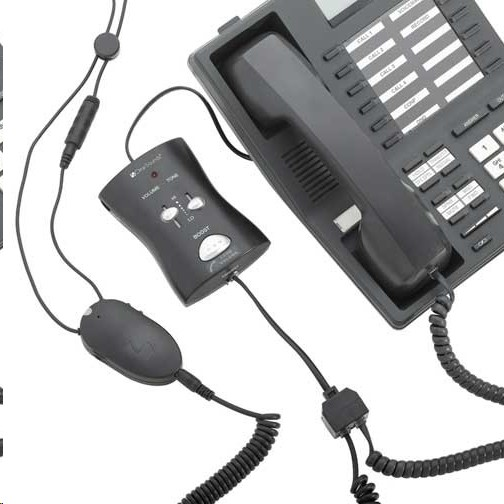 Clearsounds Professional Office Neckloop System With IL95 Phone Amplifier HC-PONS