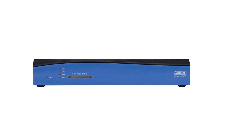 Adtran Netvanta 3430 With Enterprise Session Border Controller 4200820G3SBC