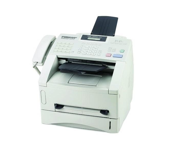 Brother Intellifax 4100e Laser Monochrome Fax Copier 250-Sheets FAX-4100E ( Unused )
