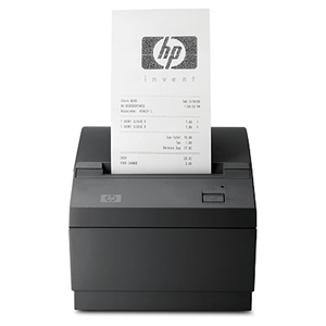 Hp Single Station Pos Receipt Printer Monochrome Direct Thermal 74 Lps 203dpi Usb FK224AT