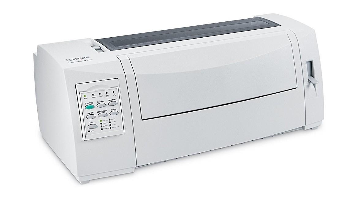 Lexmark Forms Printer 2590+ Dot Matrix Mono 24pin 360dpi Usb Parallel 11C0113