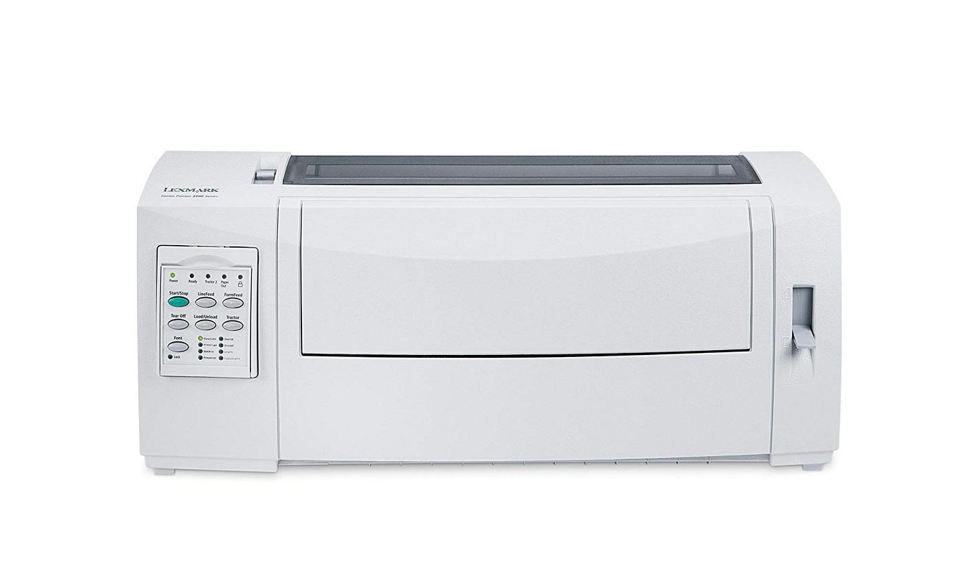 Lexmark 11C0118 Forms Printer 2590n+ 24pin Dot Matrix Usb Lan