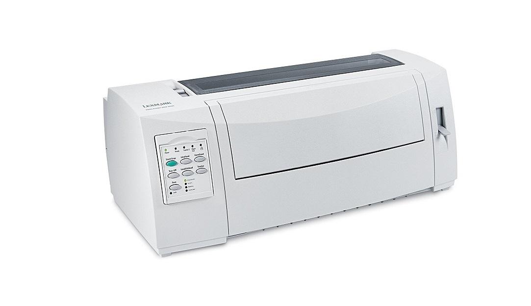 Lexmark 11C0099 Forms Printer 2580+ Dot Matrix Mono Usb Parallel