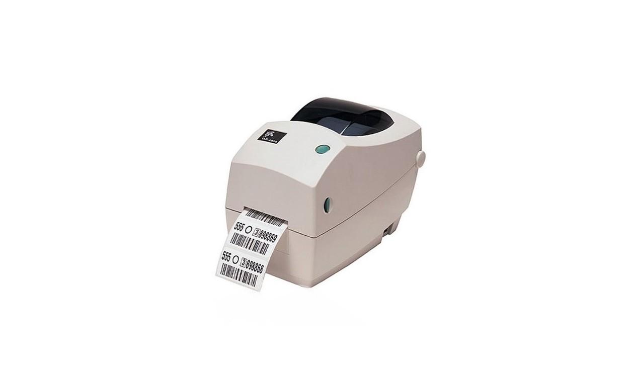 Zebra TLP 2824 Plus 282P-101210-000 203dpi Mono TT Parallel Label Printer (New Unused)