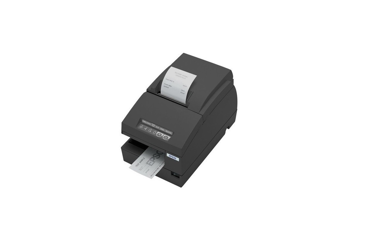 Epson TM-U675 USB 2.0 Dot Matrix Receipt Printer (Power Supply Requires) C31C283A8771