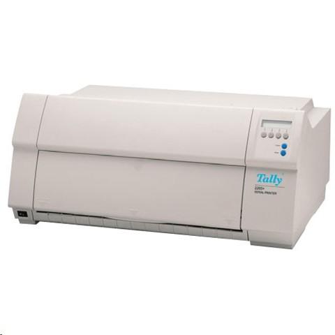 Tally TallyGenicom T2280+ 2280+ Monochrome Dot Matrix Printer 360x360dpi Parallel Ethernet 917908-N000