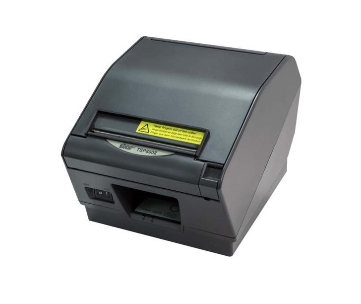 Star Micronics 847IIU-24GRY Mono Direct Thermal Printer USB Gray (Req PS) 39443911