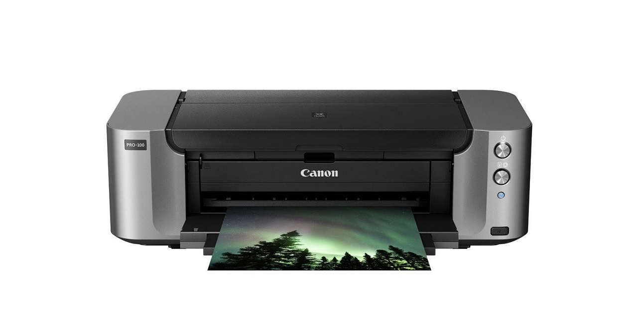 Canon Pixma PRO-100 Wireless Color Professional Inkjet Photo Printer Usb 6228B002