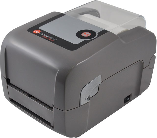 Datamax-O'Neil E-Class E-4205A BarCode Mono USB RS-232 Parallel mini-Centronics Thermal Printer EA2-00-0J005A00