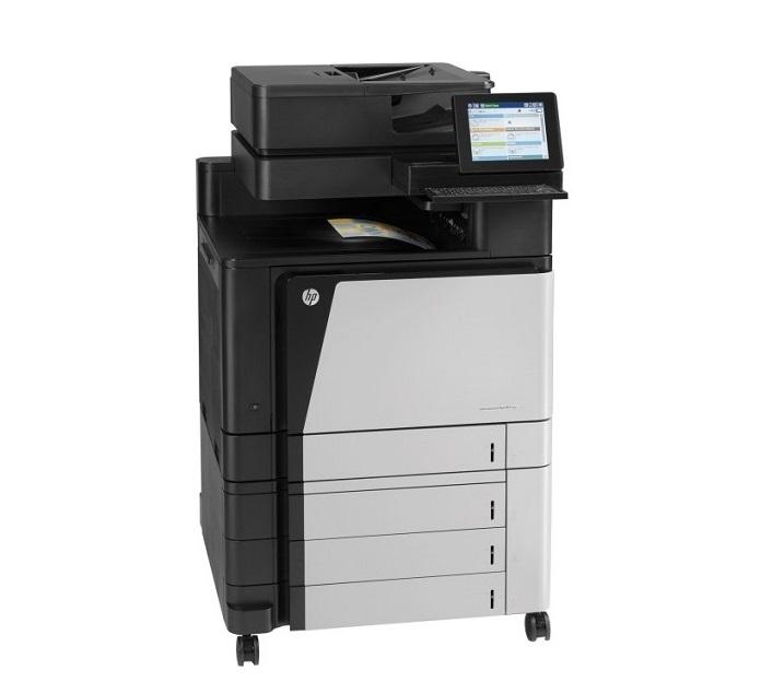 HP LaserJet MFP M880z MultiFunction Color Enterprise Flow Laser Printer USB Ethernet A2W75A#BGJ