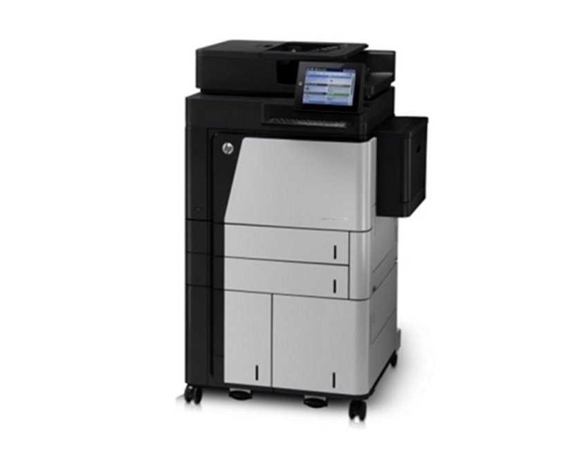 HP LaserJet MFP M830z Monochrome Enterprise MultiFunction CF367A (Stacker Not Included) CF367A#BGJ (Demo 961 Pages used)
