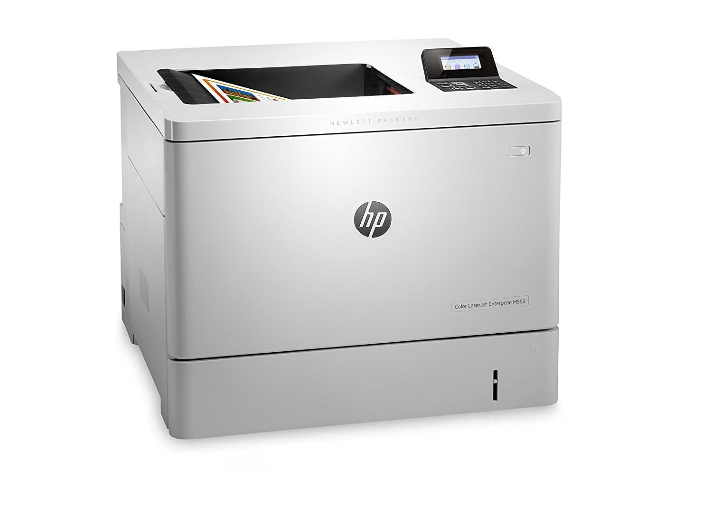 HP B5L25A#BGJ LaserJet M553dn B5L25A#BGJ Laser Color Duplex Printer USB LAN B5L25A#BGJ
