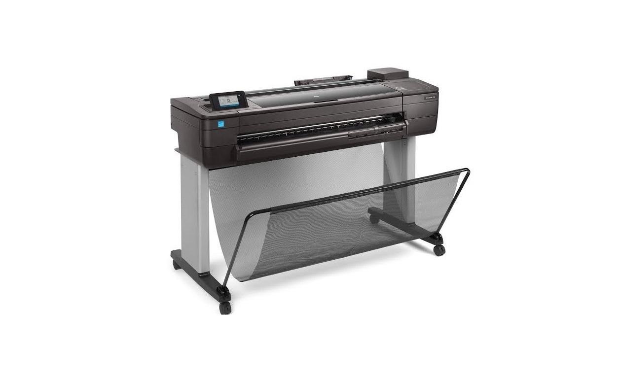 HP DesignJet T730 36-in Large-Format Ink-Jet Color Printer F9A29A#B1K