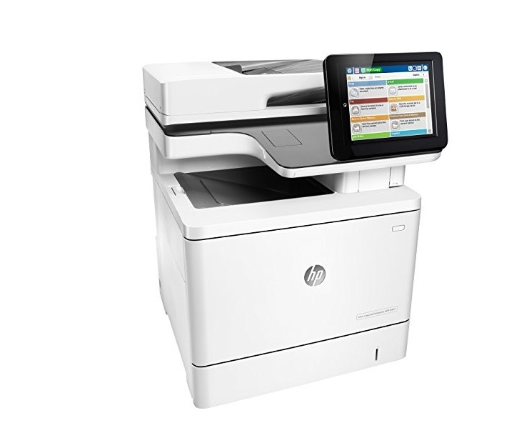 HP B5L48A#BGJ LaserJet MFP M577z Color Wireless Color Printer B5L48A#BGJ (Demo 5 Pages Used)