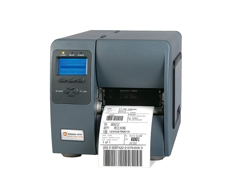 Datamax Honeywell Mark II M-Class M-4308 Direct Thermal Monochrome Printer USB Serial Parallel Ethernet KA3-00-08000Y00