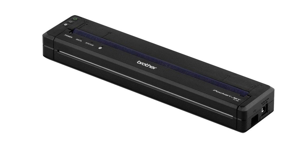 Brother PJ763 Pocketjet Direct Thermal BlueTooth Printer Only USB 300dpi (No Battery) PJ-763