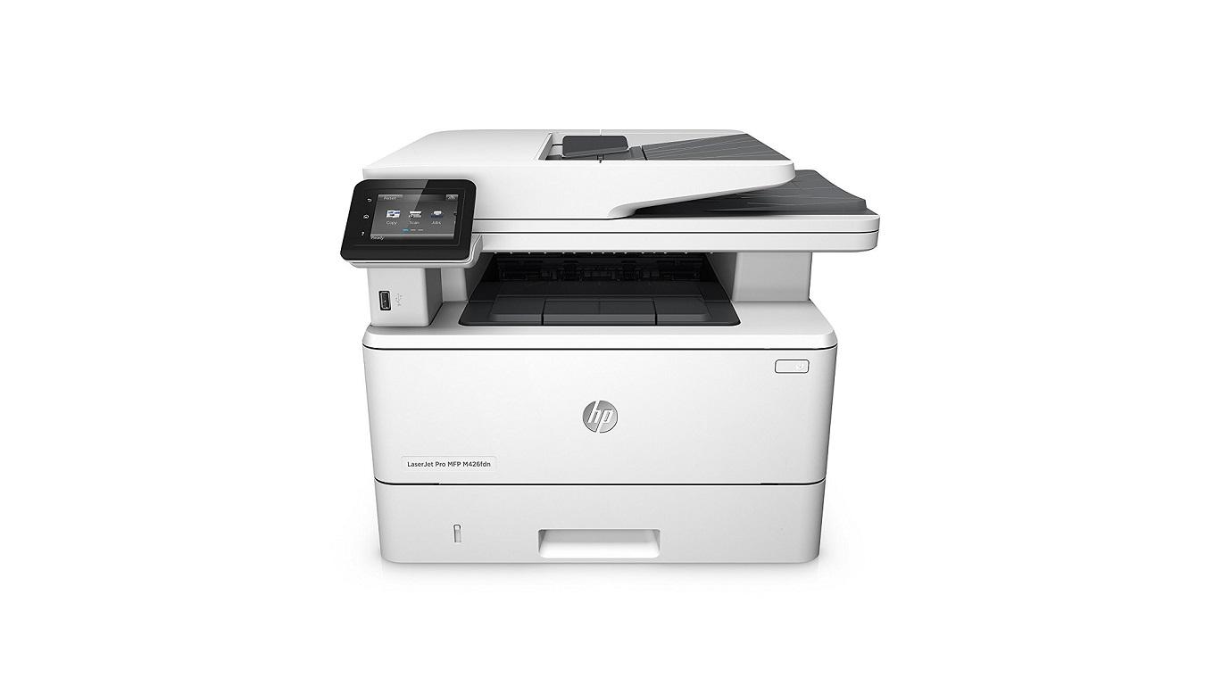 HP LaserJet Pro M426fdn All-in-One Monochrome Printer Duplex USB Ethernet F6W14A#BGJ