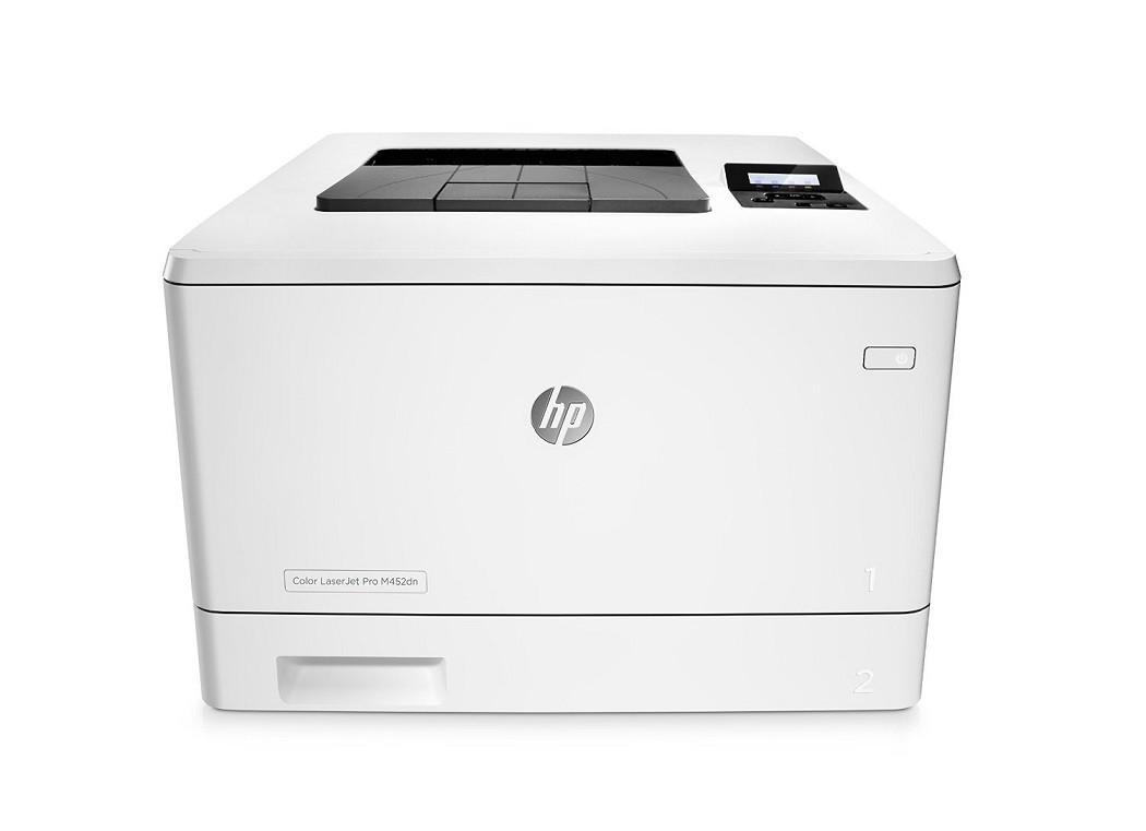 HP LaserJet Pro M452dn Color Laser Printer USB LAN CF389A#BGJ