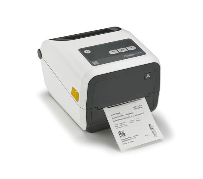 Zebra ZD420-HC ZD42H42-C01E00EZ 203dpi TT USB LAN Label Printer (New Unused)