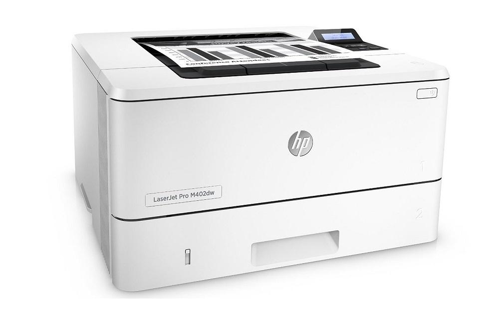 HP LaserJet Pro M402n Mono Printer USB LAN C5F93A#BGJ (Unused Box Repackaged)