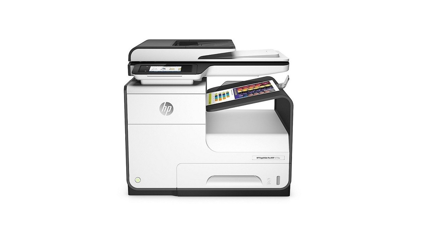 HP Pagewide Pro 477dw D3Q20A#B1H All-in-One USB LAN InkJet Printer D3Q20A#B1H (Demo 12 Pages Used)