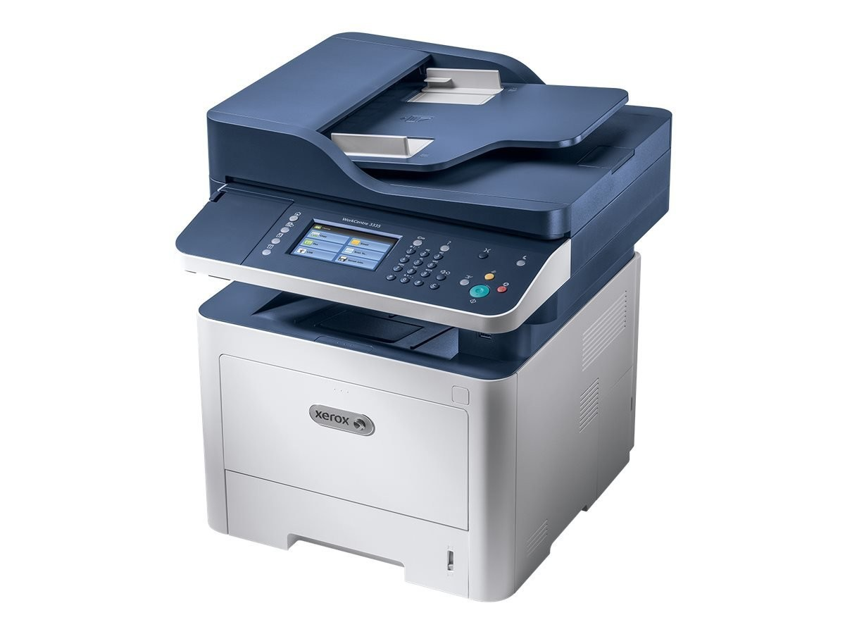 Xerox WorkCentre Mono MultiFunction Wireless Printer USB LAN 3335/DNI