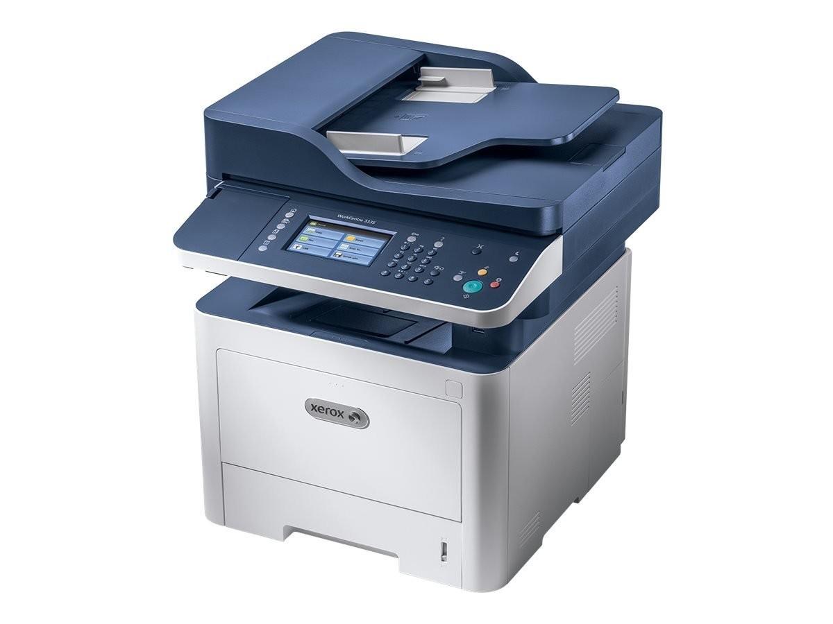 Xerox WorkCentre Monochrome MultiFunction Wireless Printer USB Ethernet 3335/DNI Demo 858 PG