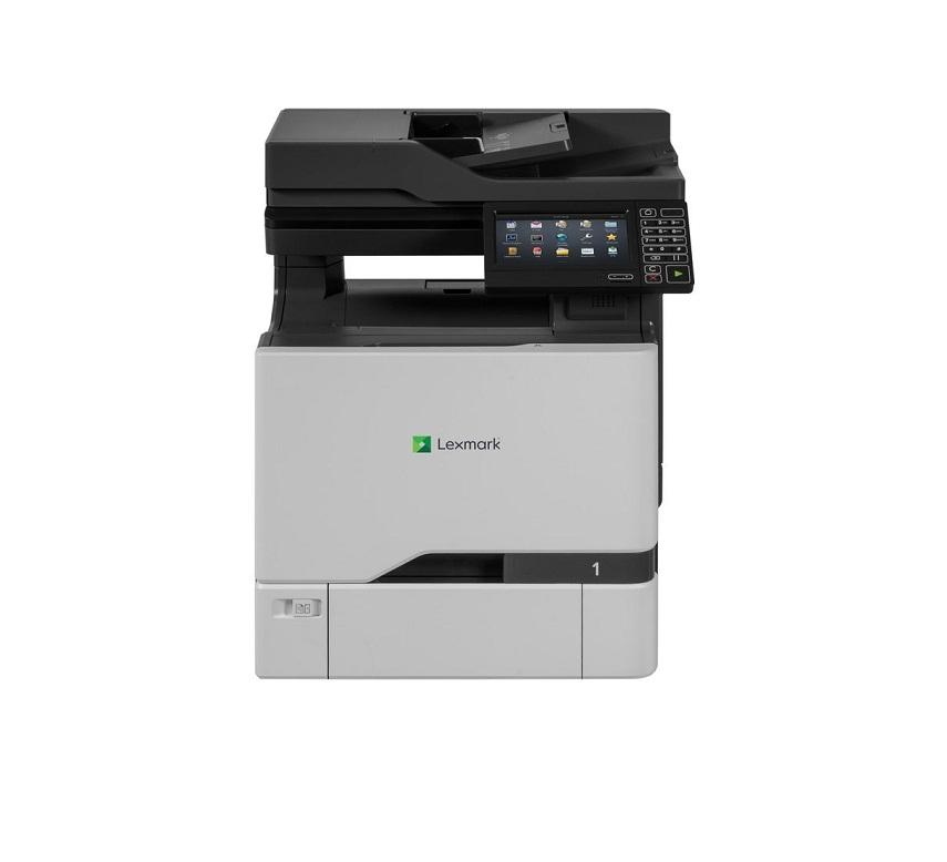 Lexmark 40C9501 CX725DHE Duplex 2400dpix600dpi USB Ethernet Color Laser Printer
