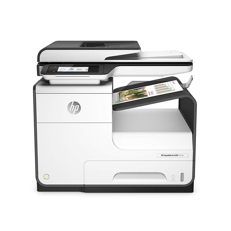 HP Pagewide Pro 477dn AiO Color USB LAN RJ11 InkJet Printer D3Q19A#B1H