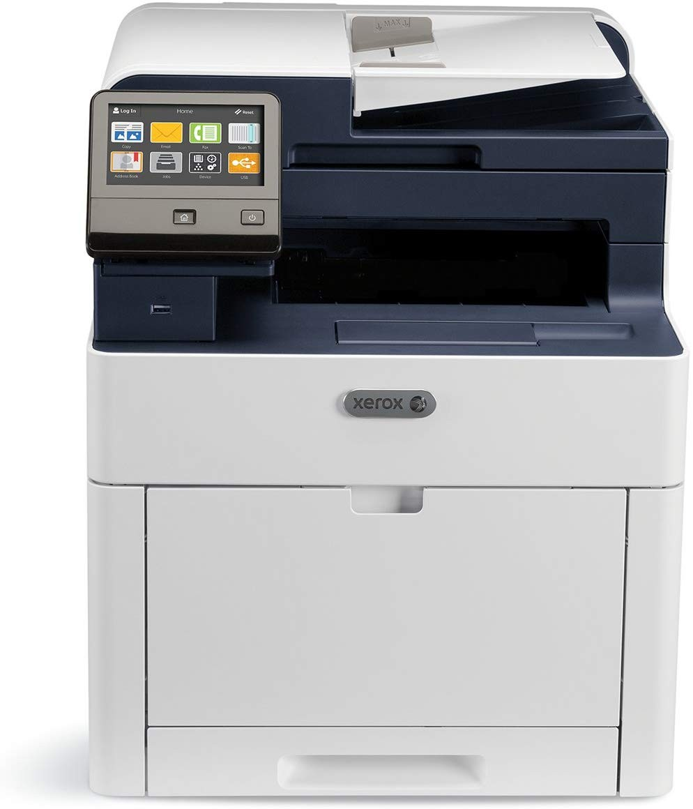 Xerox 6515/DN WorkCentre MultiFunction Color Laser Duplex Printer LAN USB (Demo 1.5K Pages Used)