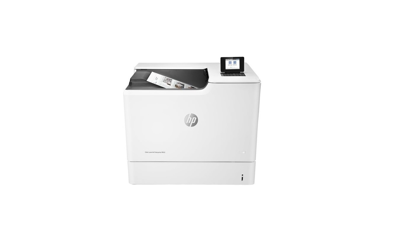 HP J7Z99A#BGJ M652dn Color USB LAN Laser Printer J7Z99A