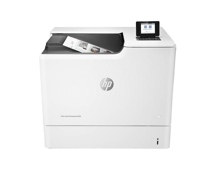 HP LaserJet Enterprise M652DN Color Printer USB Ethernet J7Z99A#BGJ (Demo 110 Pages Used)