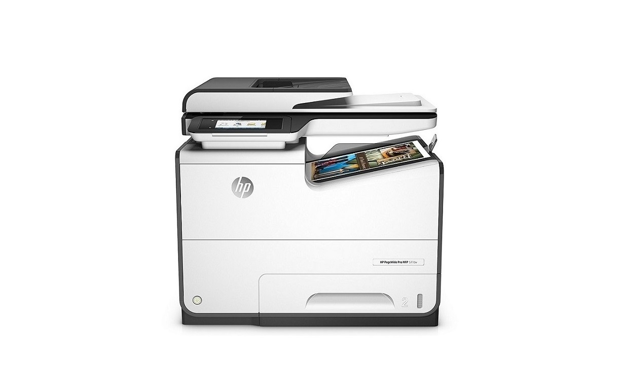 HP D3Q21A#B1H Pagewide Pro 577dw Wireless All-in-One MultiFunction InkJet Printer USB Ethernet