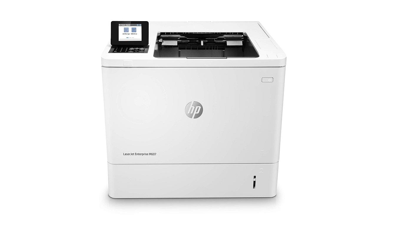 HP K0Q14A#BGJ LJ Enterprise M607n 1200dpi Monochrome USB LAN Printer