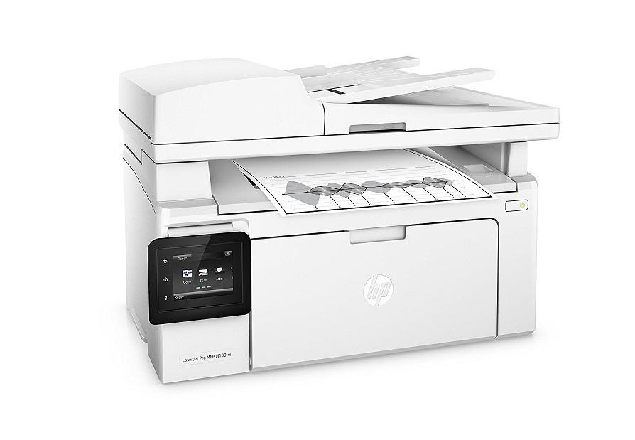HP LaserJet Pro MFP M130fw Mono Laser Wireless Printer Scanner Copier Fax USB Ethernet G3Q60A#BGJ