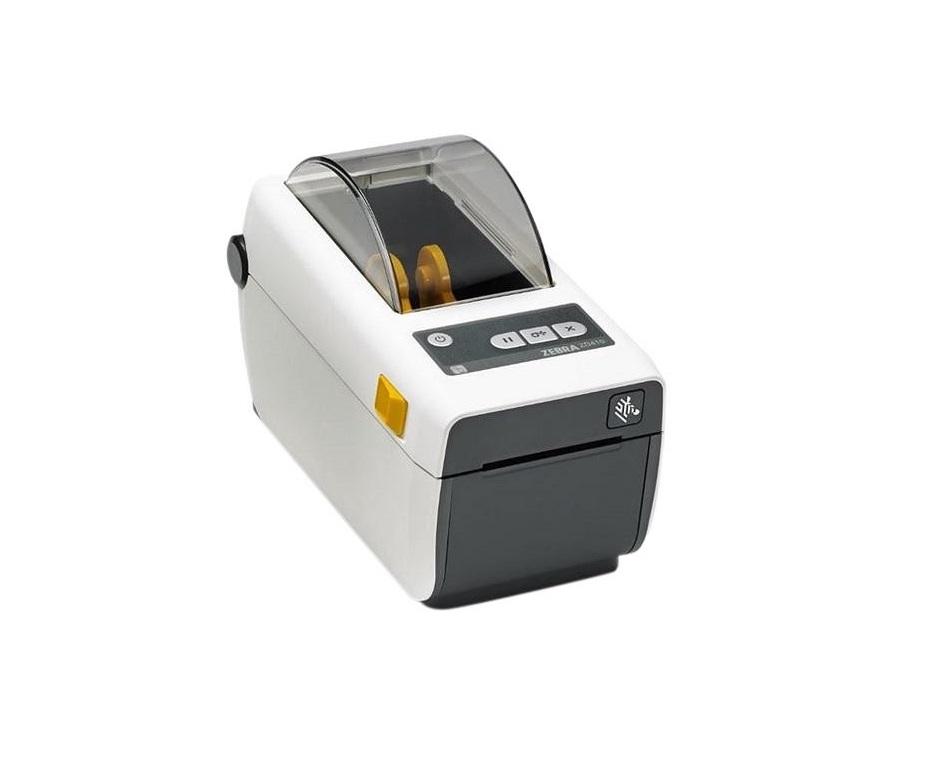 Zebra ZD410-HC ZD41H22-D01E00EZ 203dpi Mono DT USB BT LAN Label Printer (New Unused)