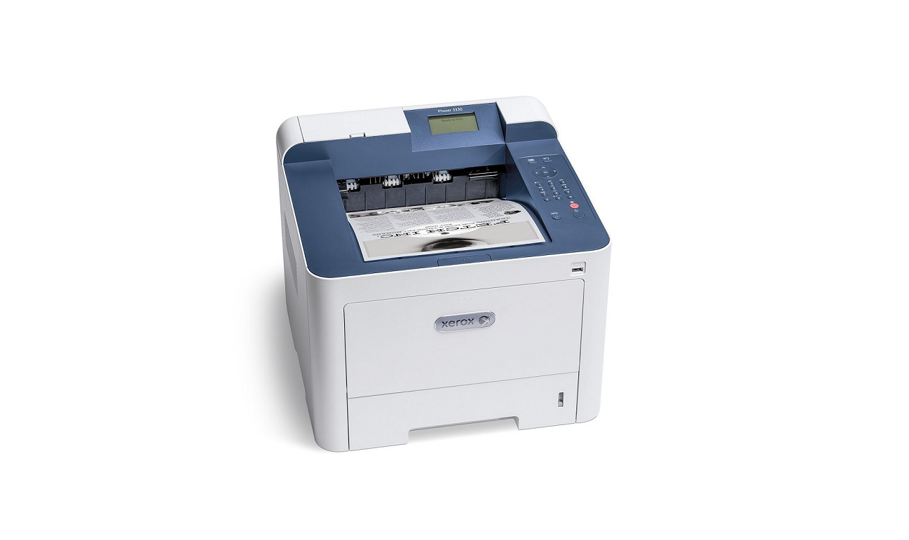Xerox Phaser 3330/DNI Monochrome USB Ethernet Duplex Laser Printer (Demo 92 Pages Used)