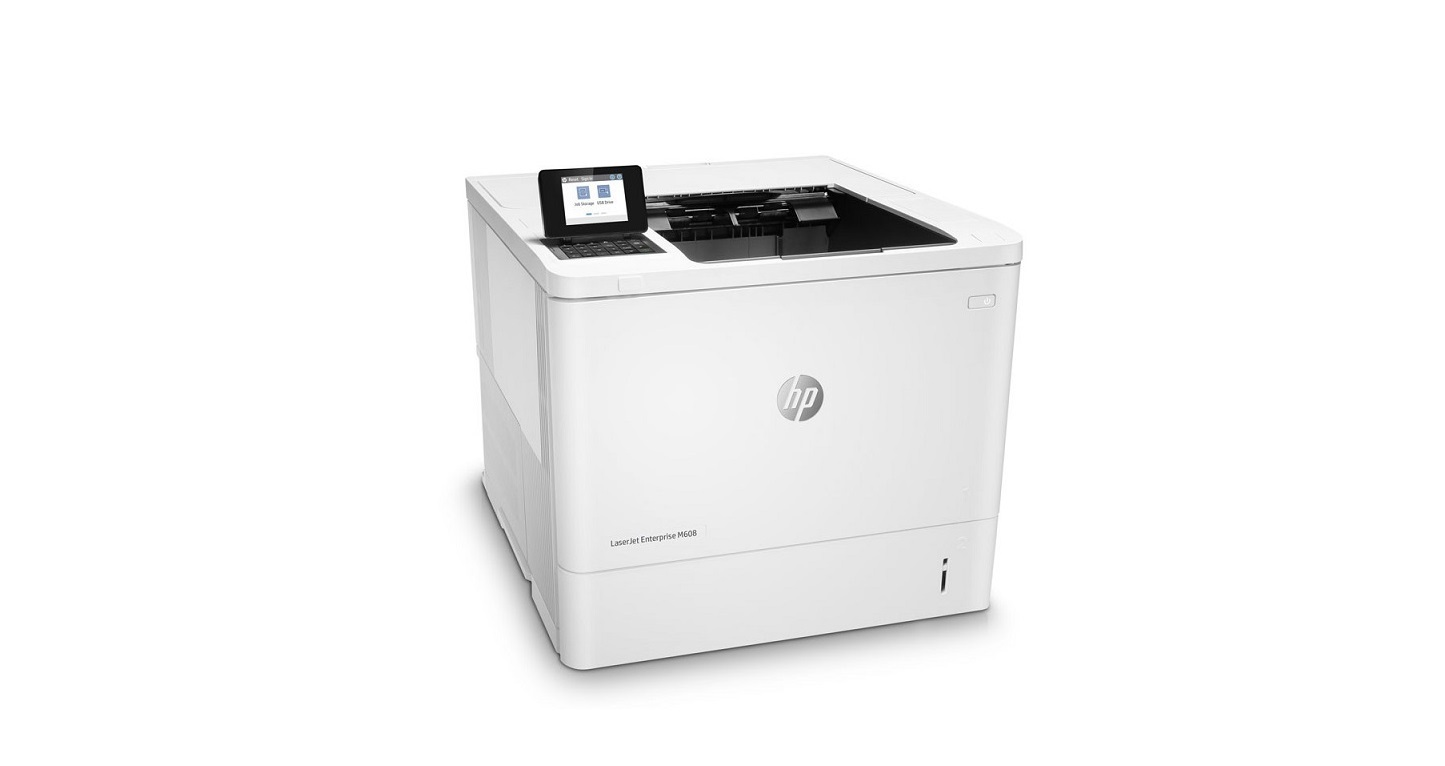 HP K0Q17A#BGJ LaserJet Enterprise M608n Monochrome USB LAN Printer K0Q17A#BGJ (Unused Box Repackaged)