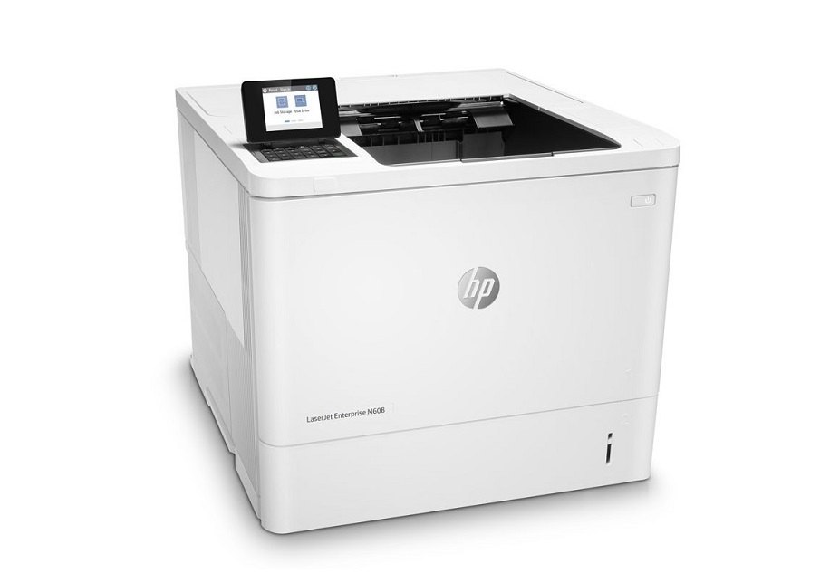 HP LaserJet Enterprise M608n Monochrome Laser Printer USB Ethernet K0Q17A#BGJ