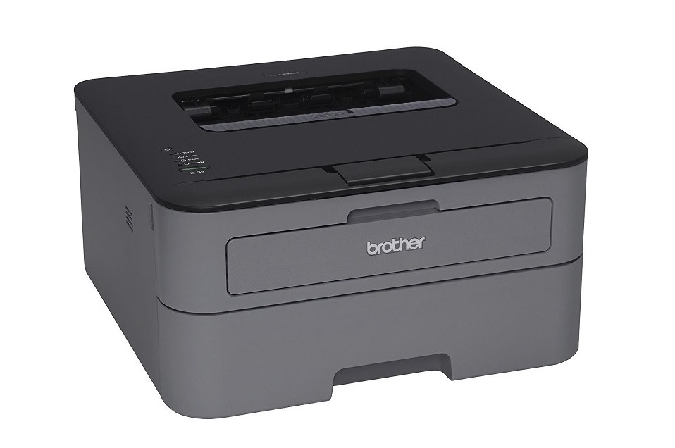 Brother Compact Laser Monochrome Duplex Printer USB 2.0 HL-L2300D