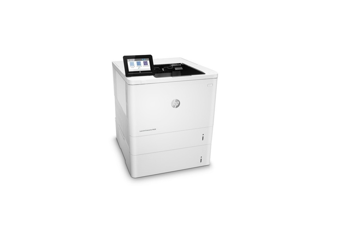 HP LaserJet Enterprise M608x Mono BT USB LAN Laser Duplex Printer K0Q19A#BGJ ( Unused )